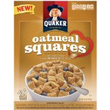 Quaker oatmeal squares honey nut