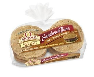 Whole wheat rounds